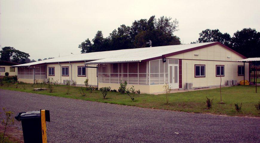 Prefabrik Kamp Projesi-18