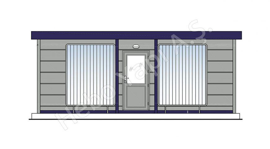 34,5 m2 WC