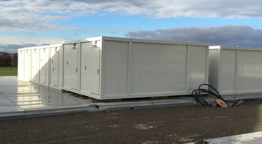 Mülteci Kampı Projesi-1