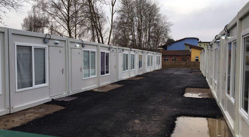 Mülteci Kampı Projesi-4