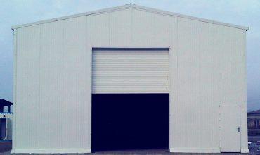 200 m2 Hangar Binası