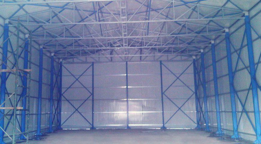 200 m2 Hangar Binası-2