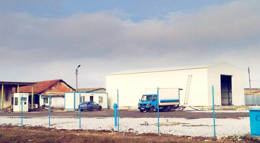 200 m2 Hangar Binası-3