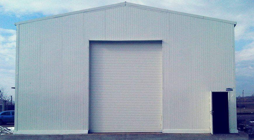 200 m2 Hangar Binası-4