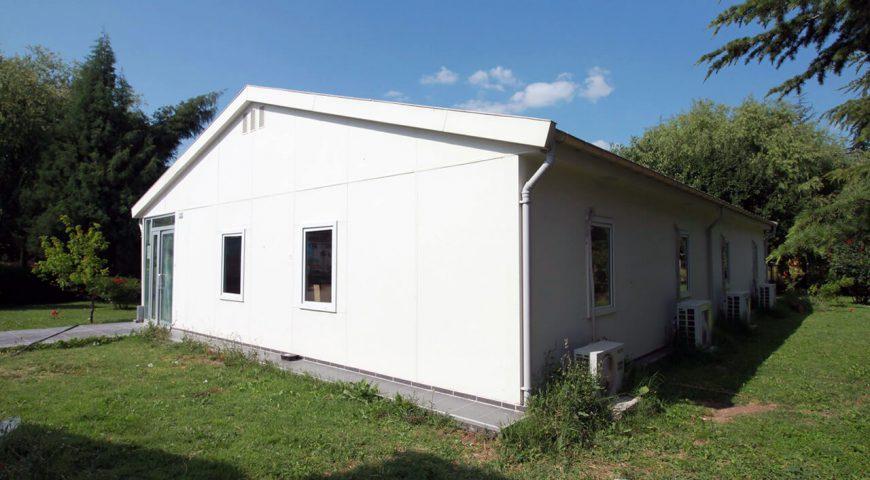 Tek Katlı Prefabrik Ofis Binası-2