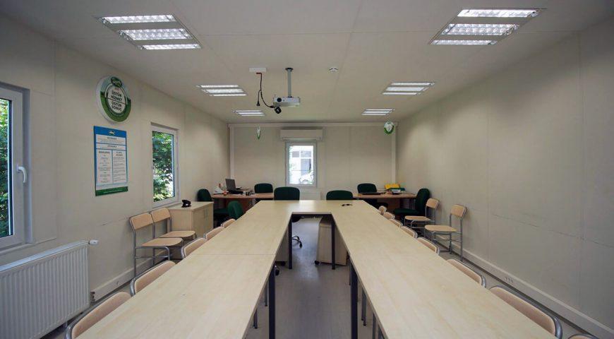 Tek Katlı Prefabrik Ofis Binası-3