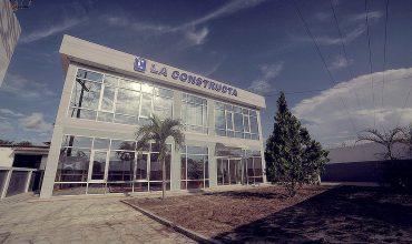 Hafif Çelik Ofis Projesi