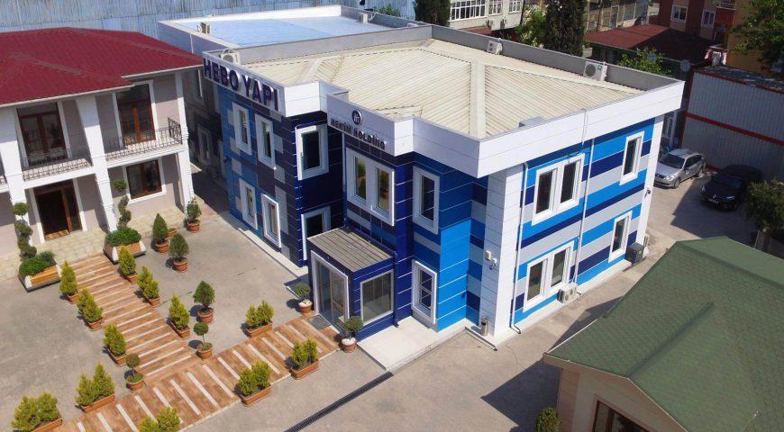 Dubleks Hafif Çelik Ofis Binası-3