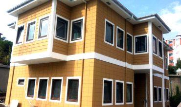 Hafif Çelik Ofis Binası