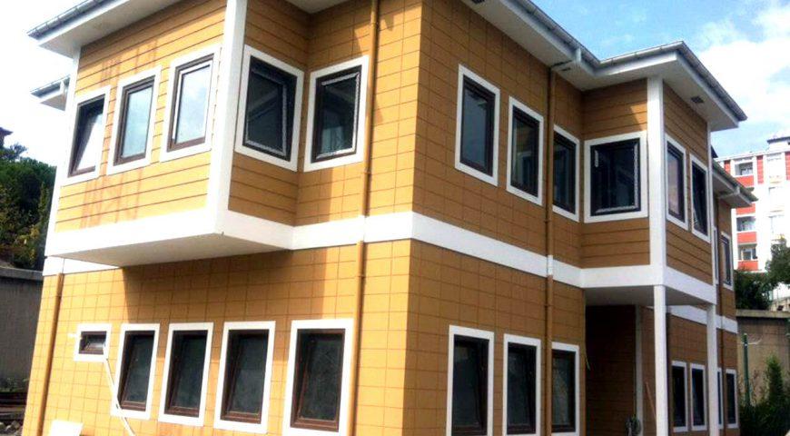 Hafif Çelik Ofis Binası-0