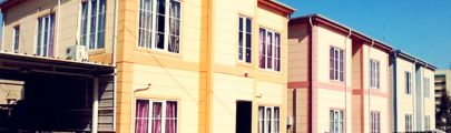 Prefabrik Yaşam Binaları