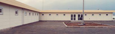 Prefabrik Kontrol Noktası Binaları