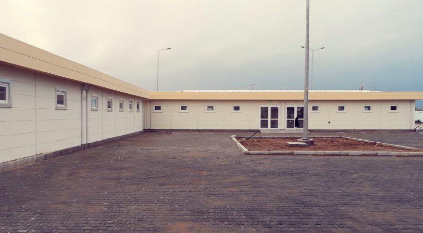 Prefabrik Kontrol Noktası Binaları-2