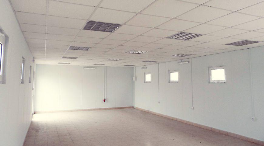 Prefabrik Kontrol Noktası Binaları-4