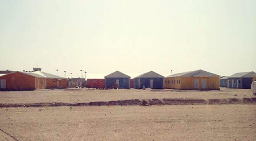 Prefabrike Kamp Alanı-0