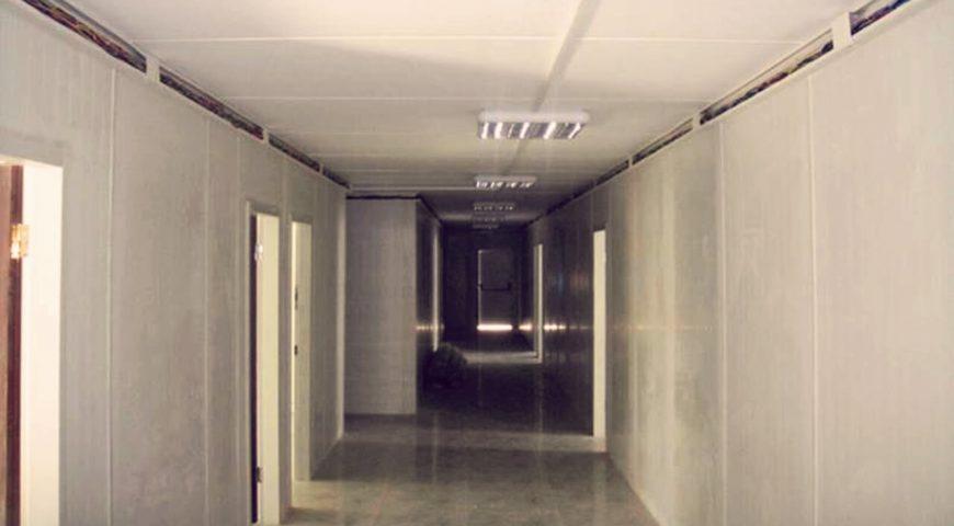 Prefabrike Kamp Alanı-7