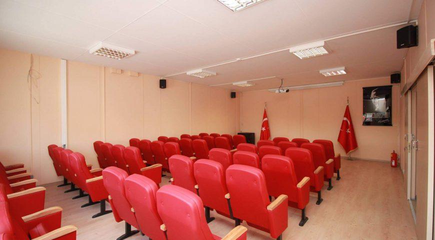Lojistik Merkezi ve Toplantı Salonu Projesi-3