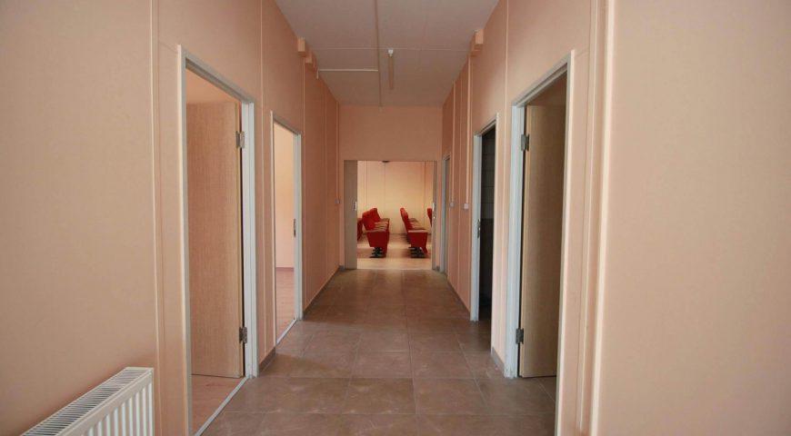 Lojistik Merkezi ve Toplantı Salonu Projesi-4