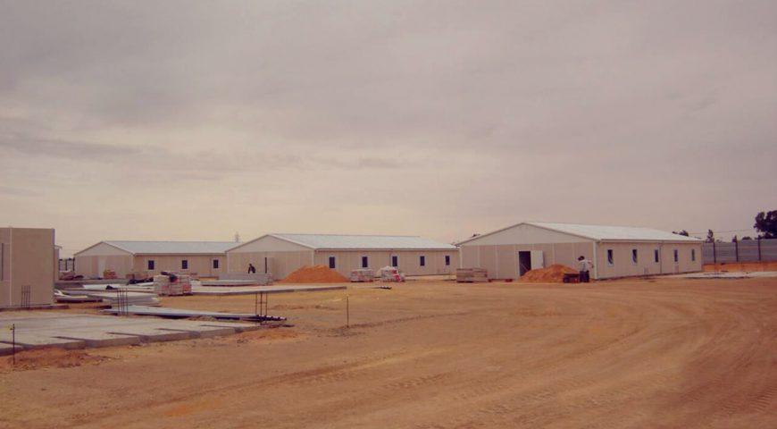 Havalimanı Kamp Projesi-2