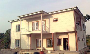Prefabrik Villa Projeleri
