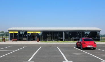 Yunuseli Havaalanı Yolcu Terminali Hizmete Açıldı-0