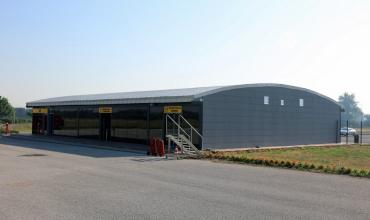 Yunuseli Havaalanı Yolcu Terminali Hizmete Açıldı-1