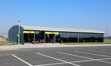 Yunuseli Havaalanı Yolcu Terminali Hizmete Açıldı-2
