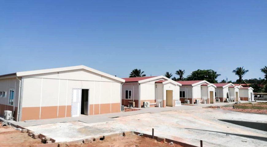 3.500 m2 Covid-19 Hastane Binaları-0