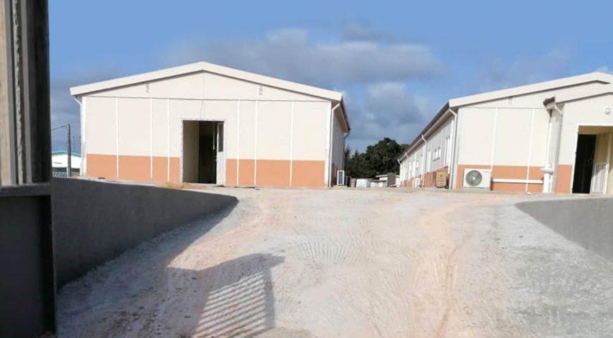 3.500 m2 Covid-19 Hastane Binaları-3
