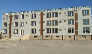 1.381 m2 Otel Binası