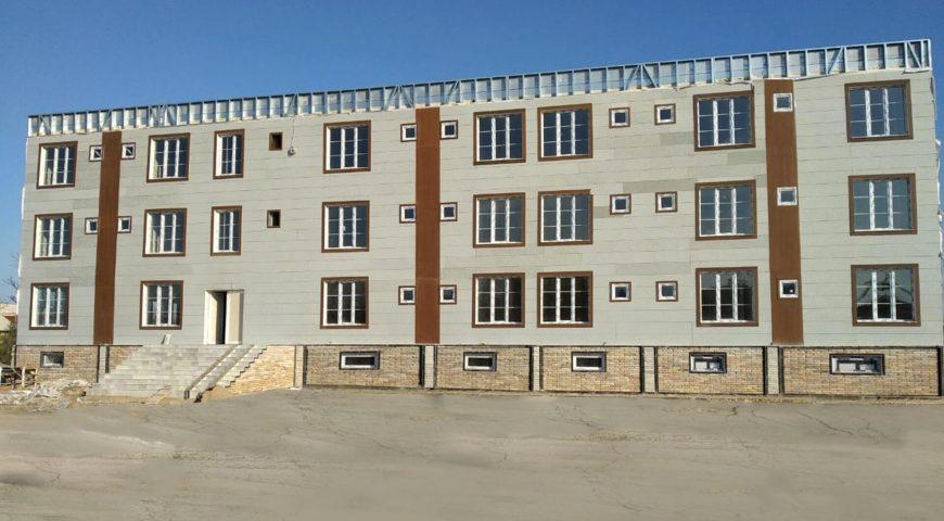 1.381 m2 Otel Binası-1
