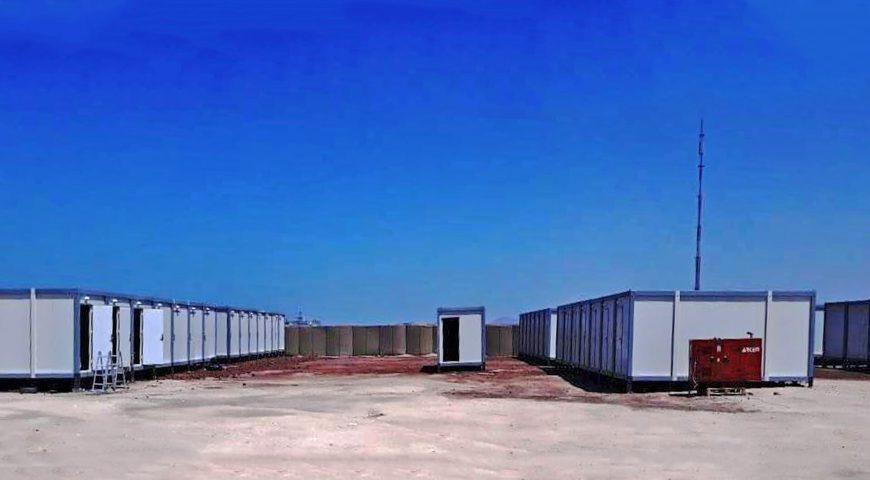Socotra Adası – Moduler Hapishane-0