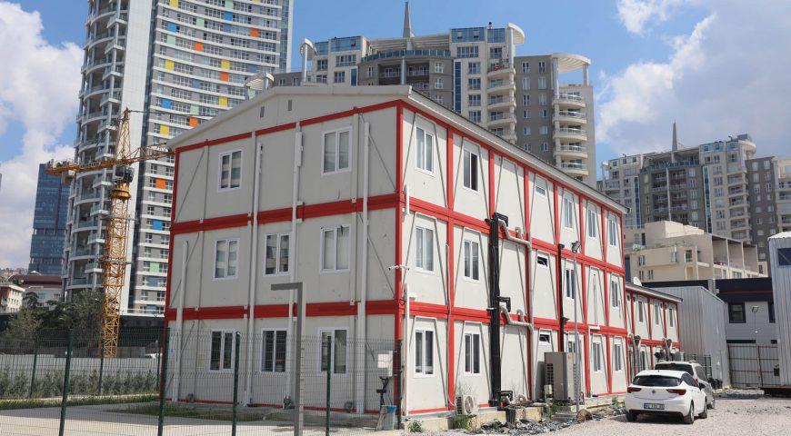 Şantiye Binaları Projesi-1