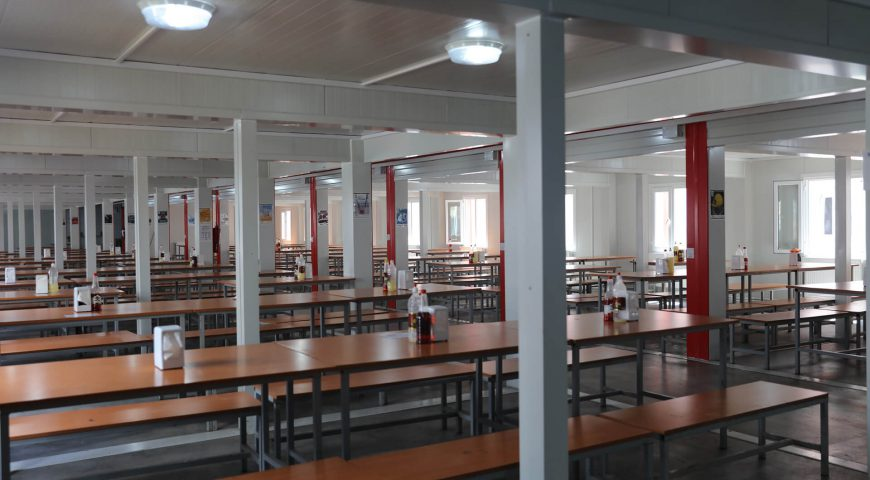 Şantiye Binaları Projesi-5
