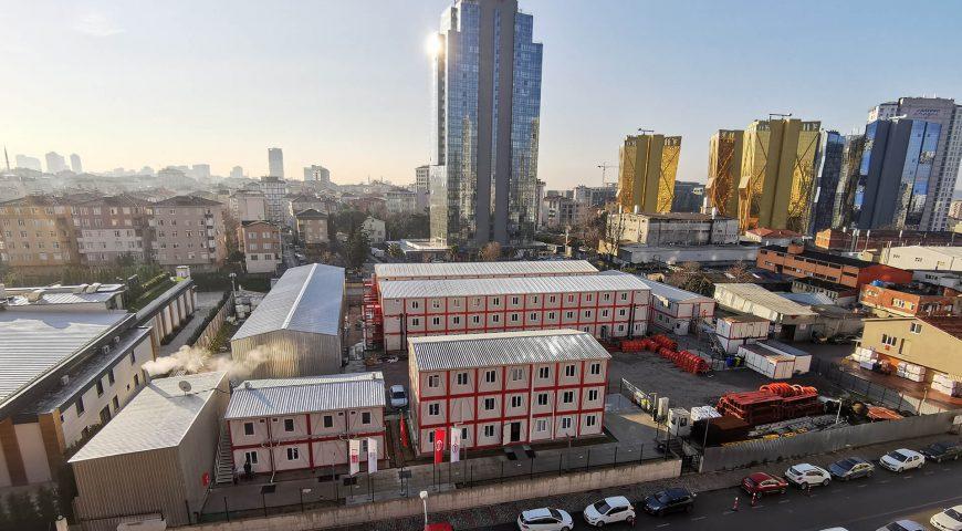 Şantiye Binaları Projesi-8